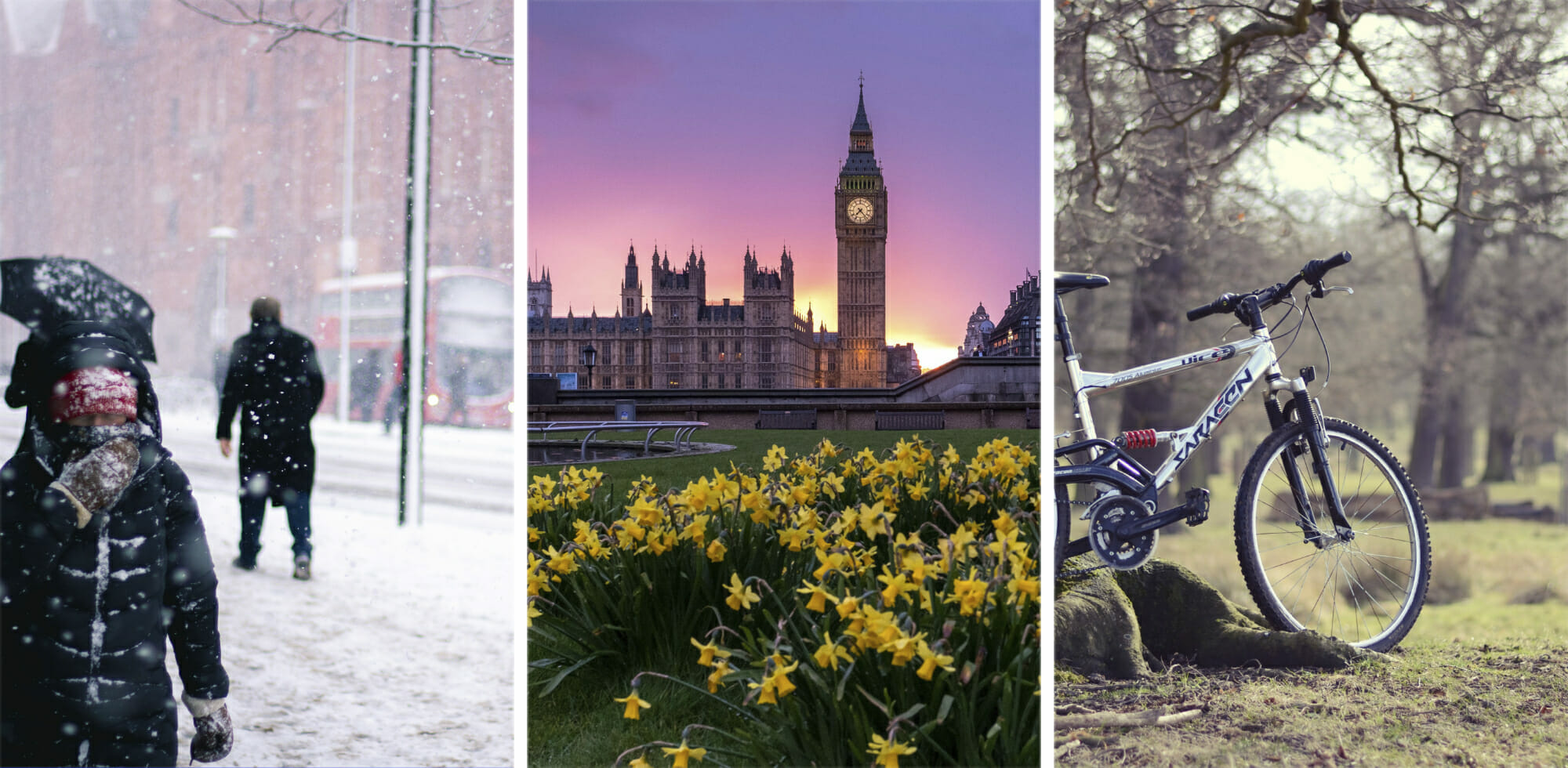 What's the Best Time to Study Abroad in London? via @girlsgonelondon