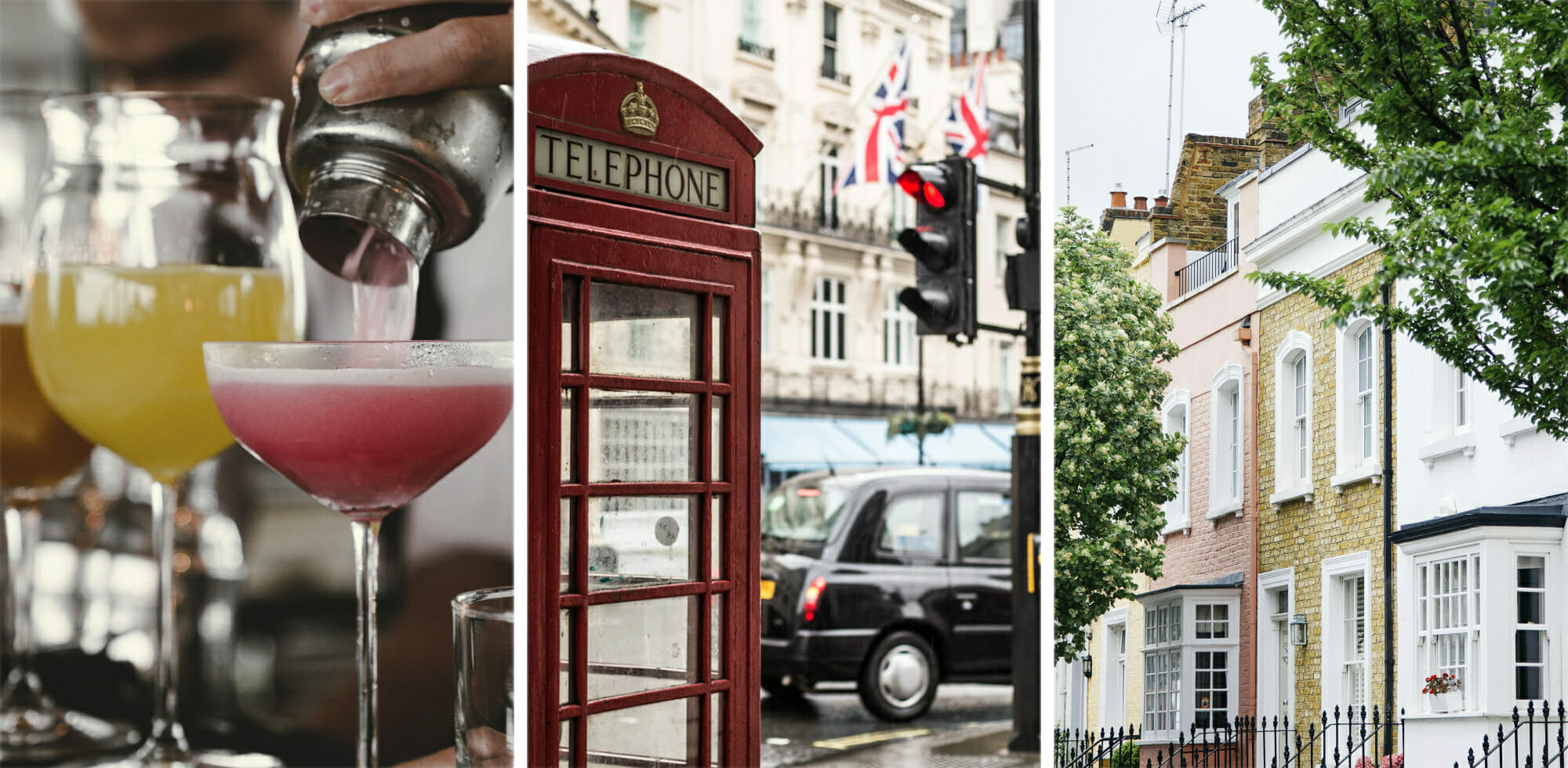 4 London Areas that Appeal to Young Professionals via @girlsgonelondon