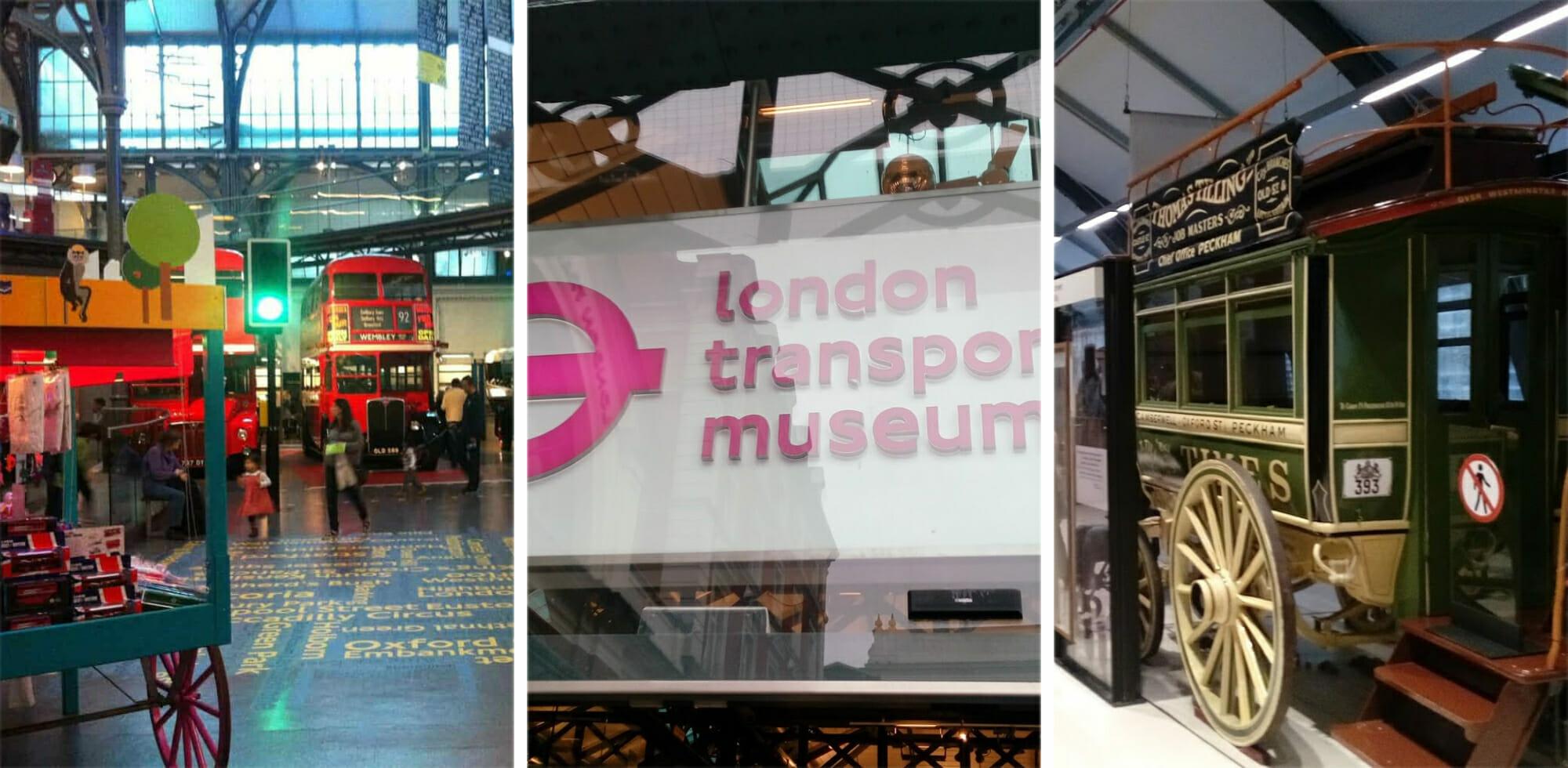 (Honest) London Transport Museum Review via @girlsgonelondon