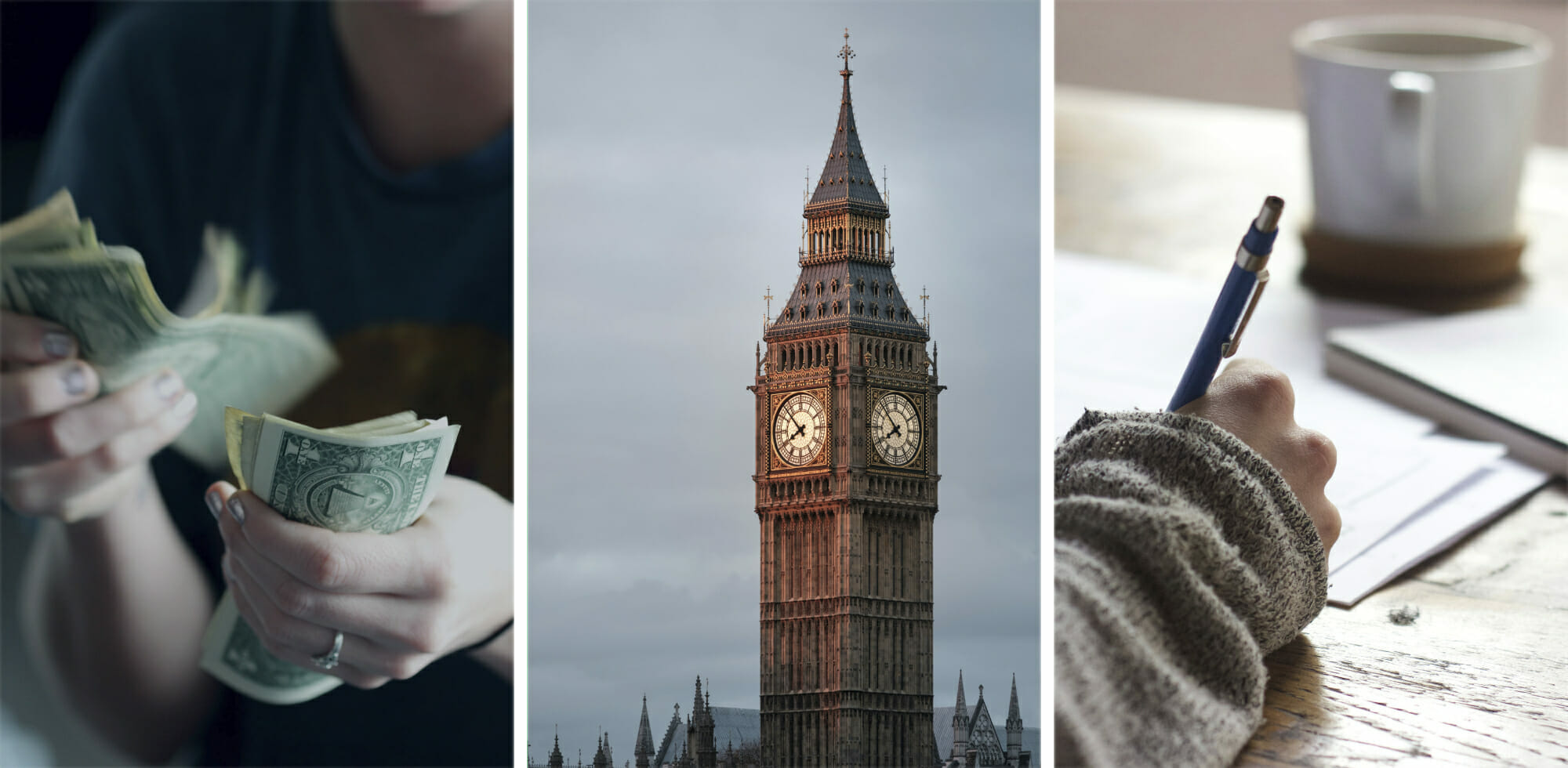 The Ultimate Guide to Studying Abroad in London on a Budget via @girlsgonelondon