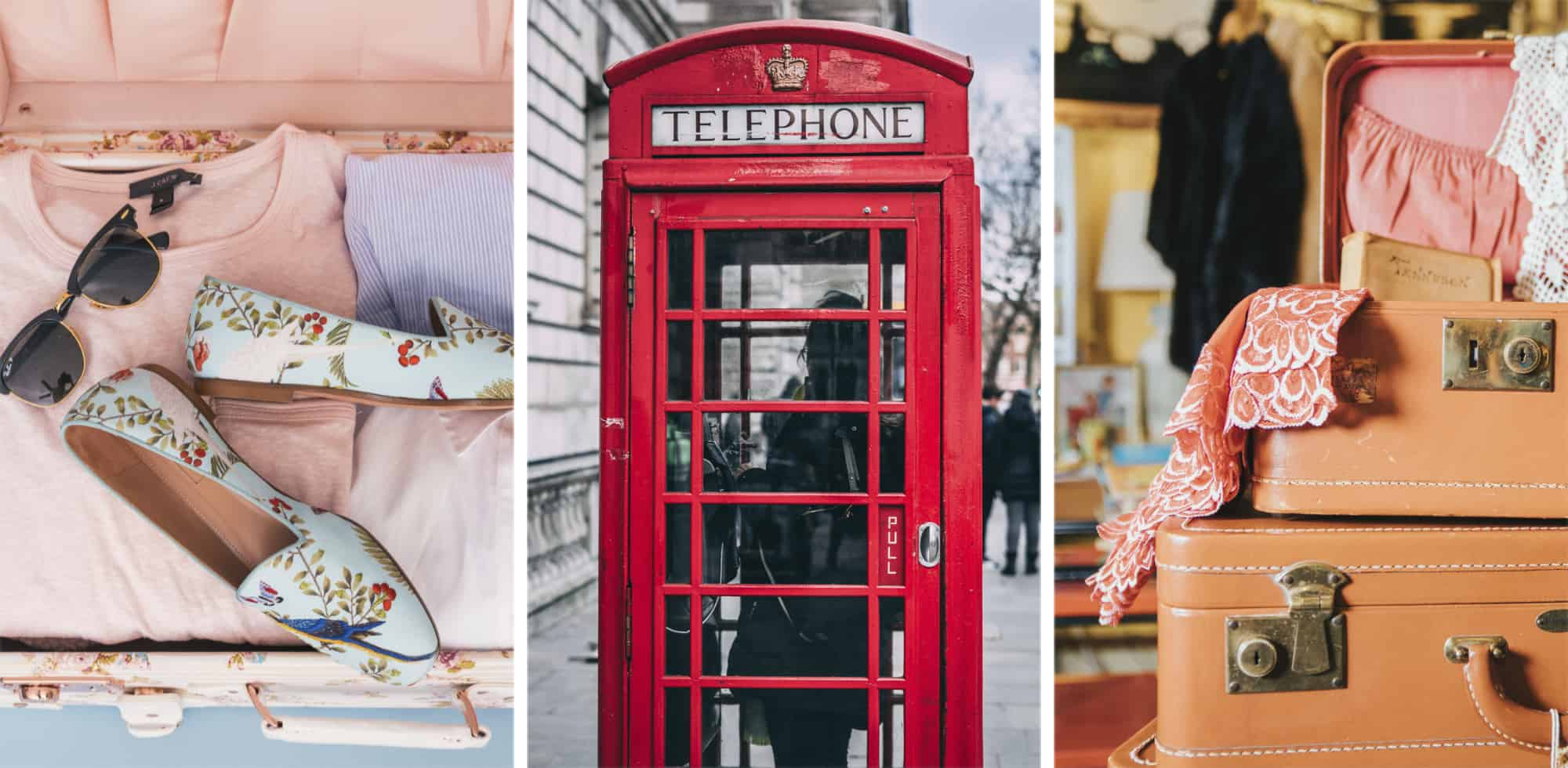 London Study Abroad Packing List [The Ultimate Checklist] via @girlsgonelondon