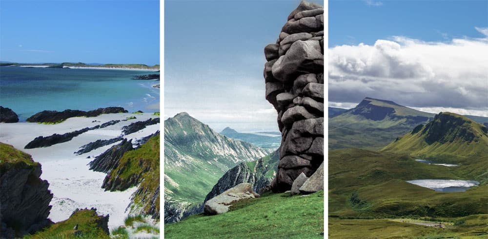 11 of the Most Enchanting and Best Scottish Islands to Visit via @girlsgonelondon