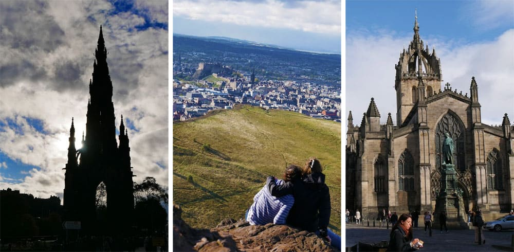 33+ Incredible Things to Do in Edinburgh for Free via @girlsgonelondon