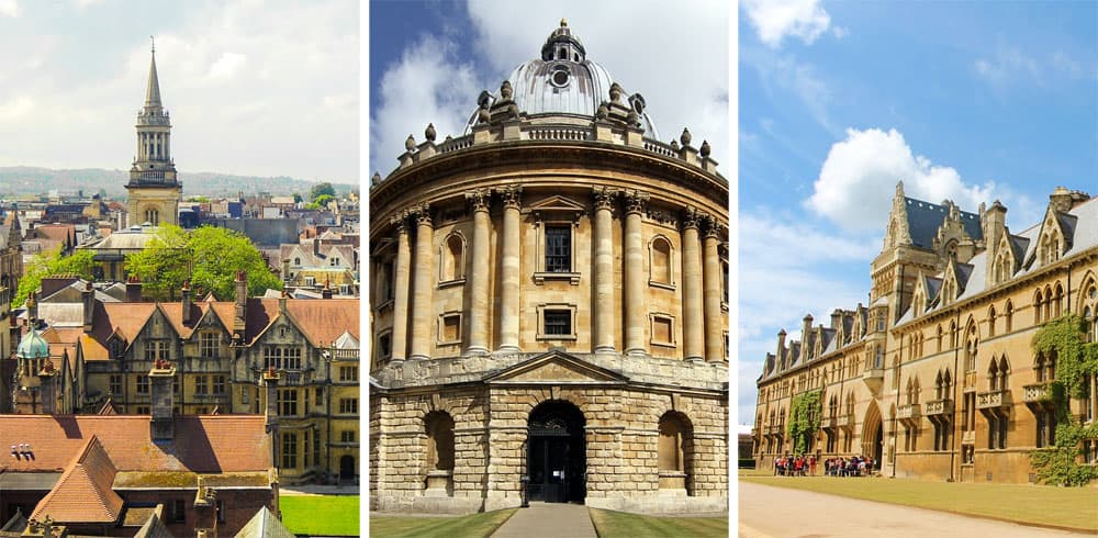 19+ Amazing Things to Do in Oxford, England For Free (2021) via @girlsgonelondon