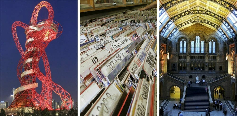 23+ Quirky and Unusual Things to Do in London via @girlsgonelondon