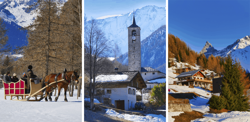 41+ Stunning Photos of the French Alps in Winter via @girlsgonelondon