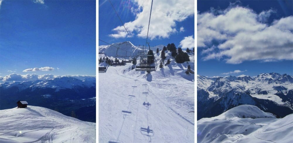 The Must-Have Guide to Skiing in Les Arcs and Peisey-Vallandry via @girlsgonelondon