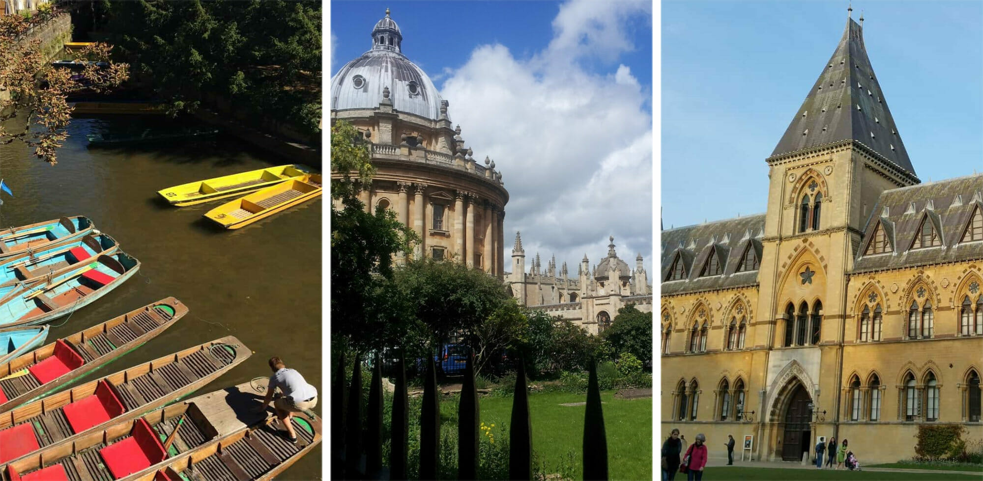25+ Enchanting Things to Do in Oxford with Kids (2021) via @girlsgonelondon
