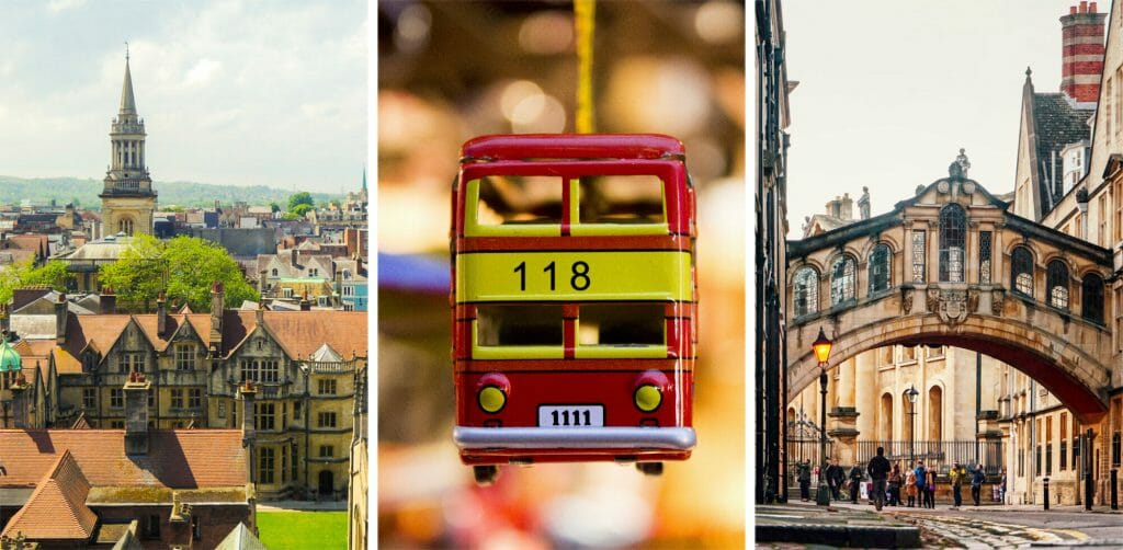 How to Get From London to Oxford