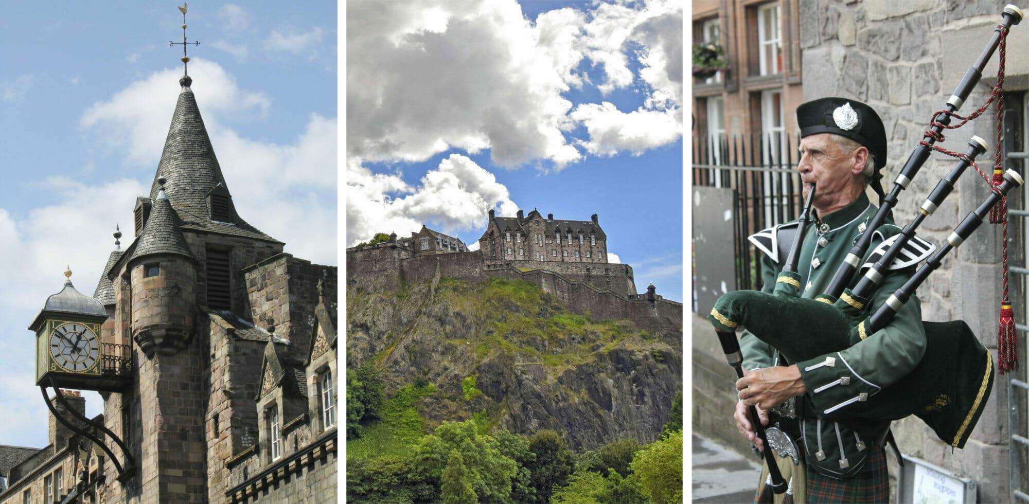How to Get from London to Edinburgh (Full Guide + Tips) via @girlsgonelondon
