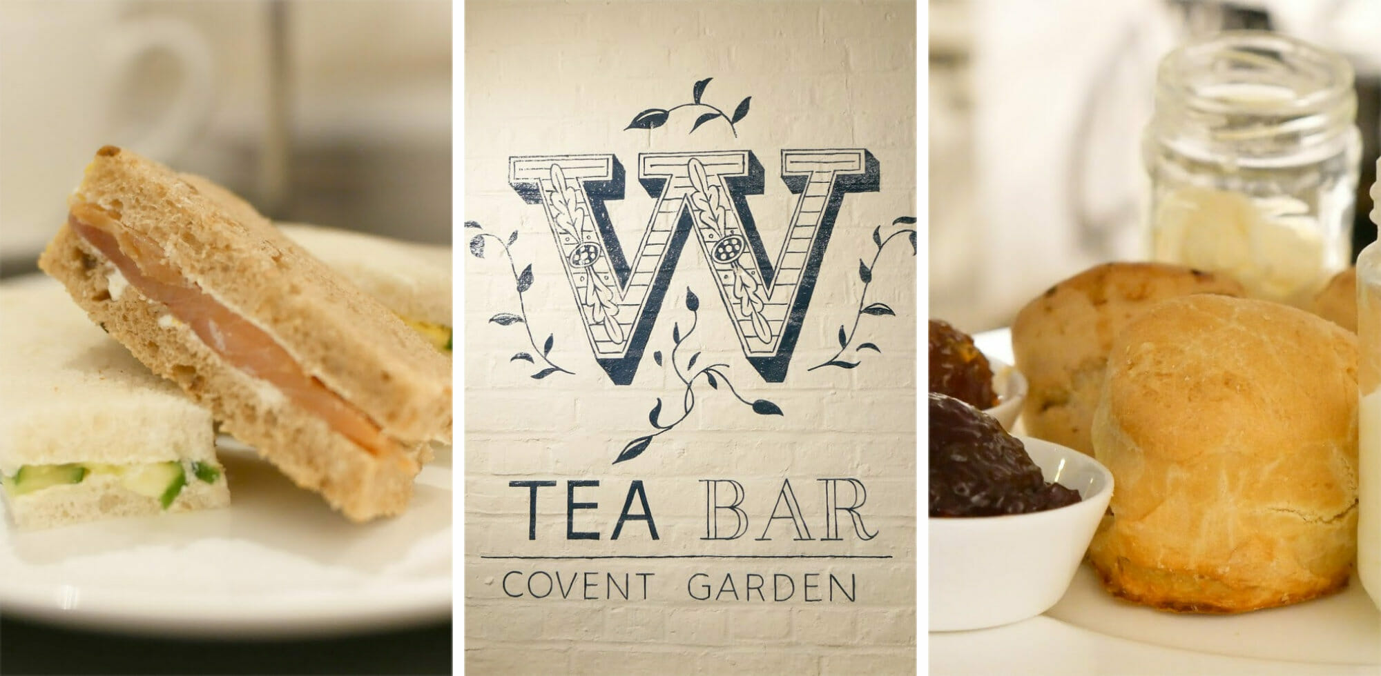 Review: Afternoon Tea at Whittard's Covent Garden Tea Bar via @girlsgonelondon