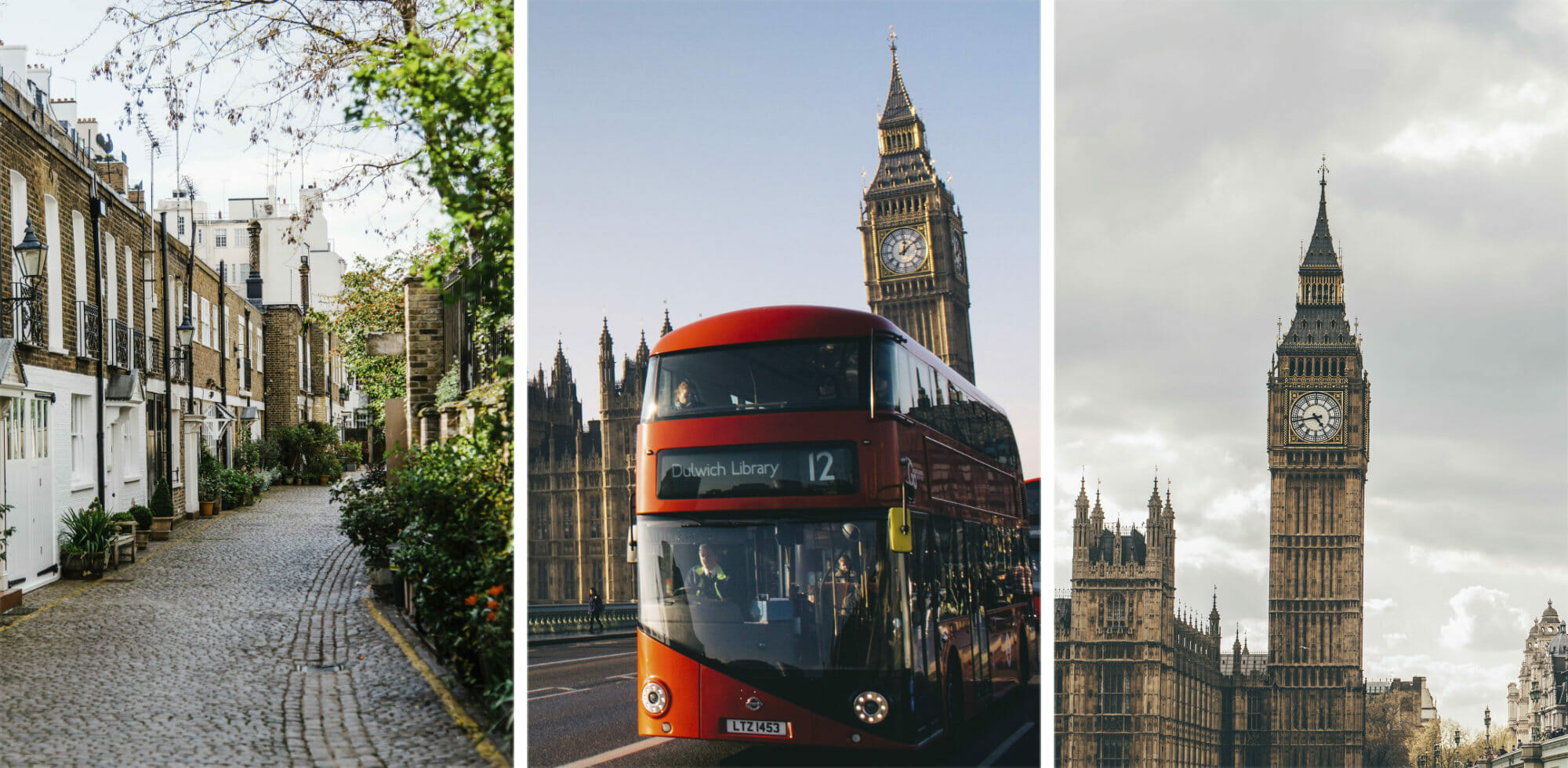 Best 3 Day London Itinerary for Visitors via @girlsgonelondon