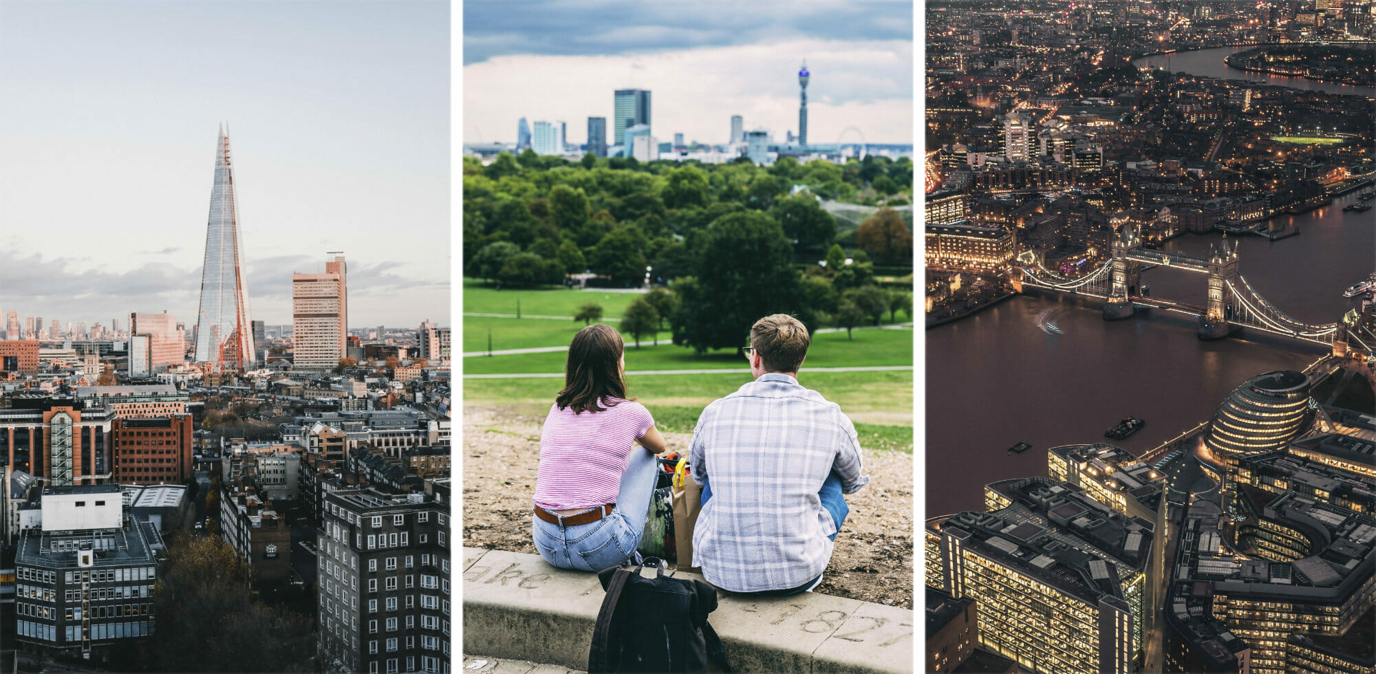7 Jaw-Dropping Best Views in London (Visitor + Local Favorites!) via @girlsgonelondon