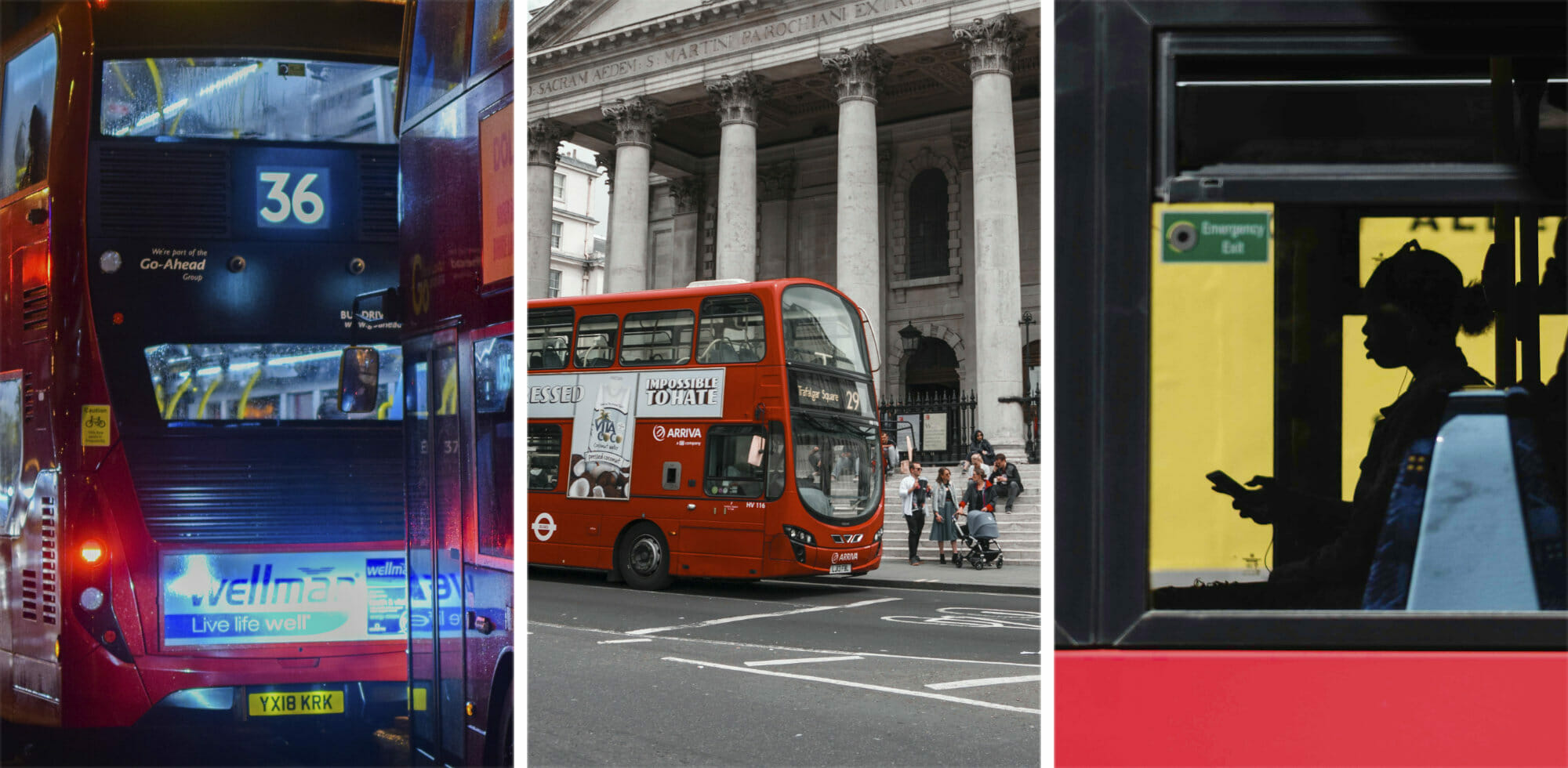 How to Use London Buses: the Ultimate Guide for Visitors via @girlsgonelondon