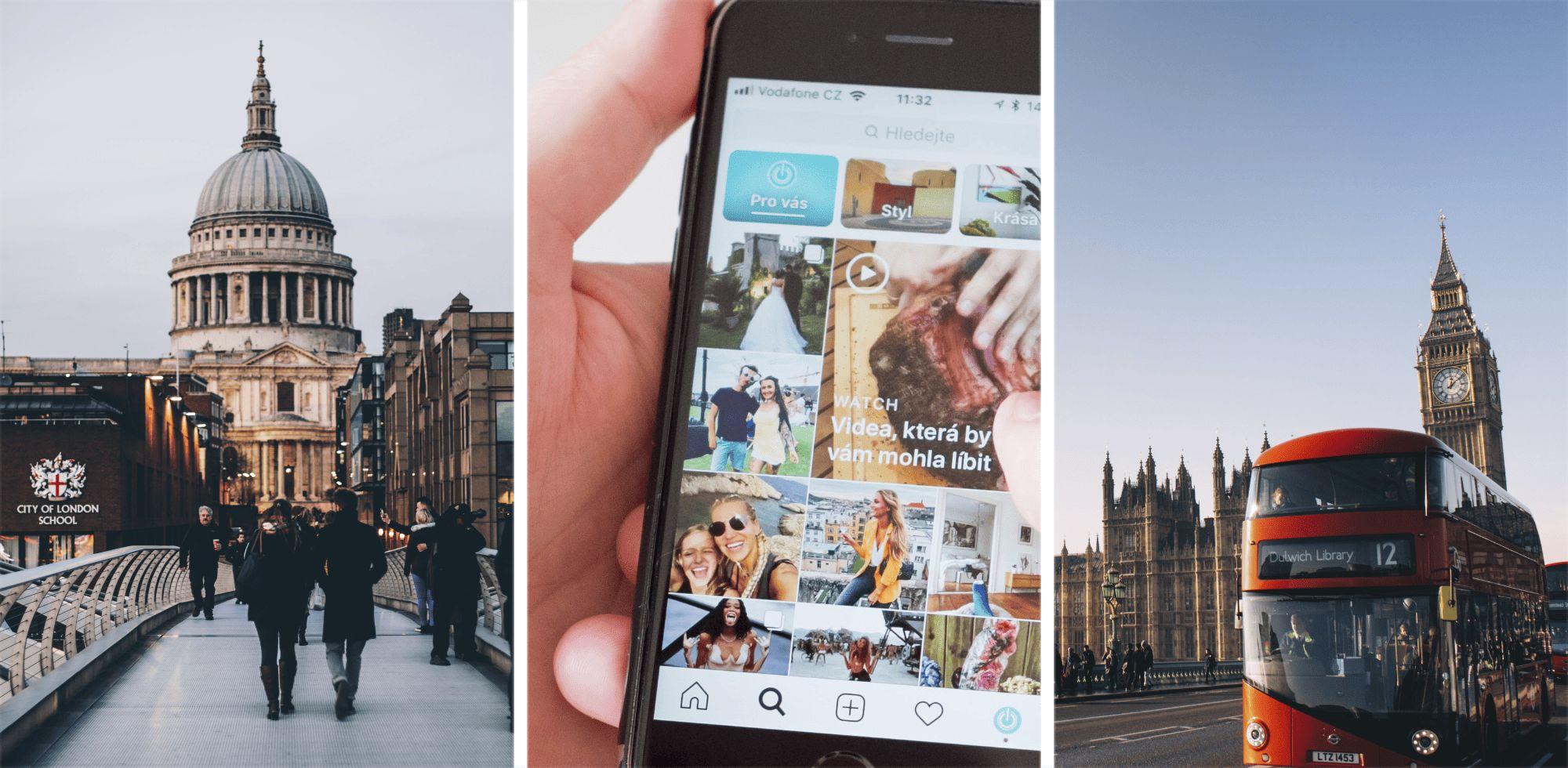 65+ Unique London Instagram Captions for the Perfect Post via @girlsgonelondon