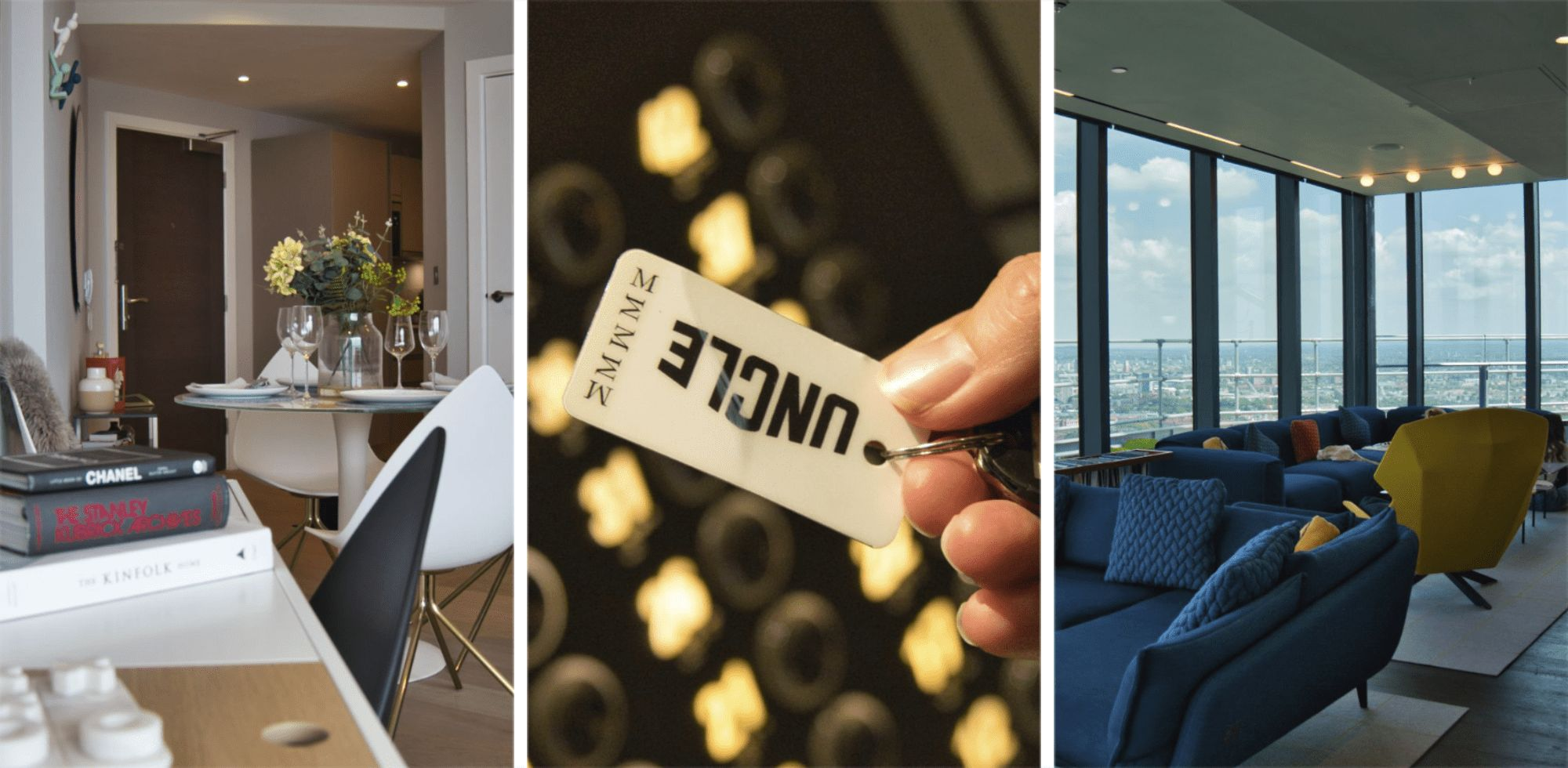 UNCLE Long-Term Rental Apartments in London: An Honest Review via @girlsgonelondon