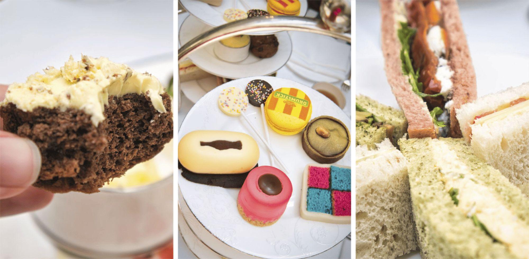 Chesterfield Mayfair Afternoon Tea Review (+ Photos!) via @girlsgonelondon