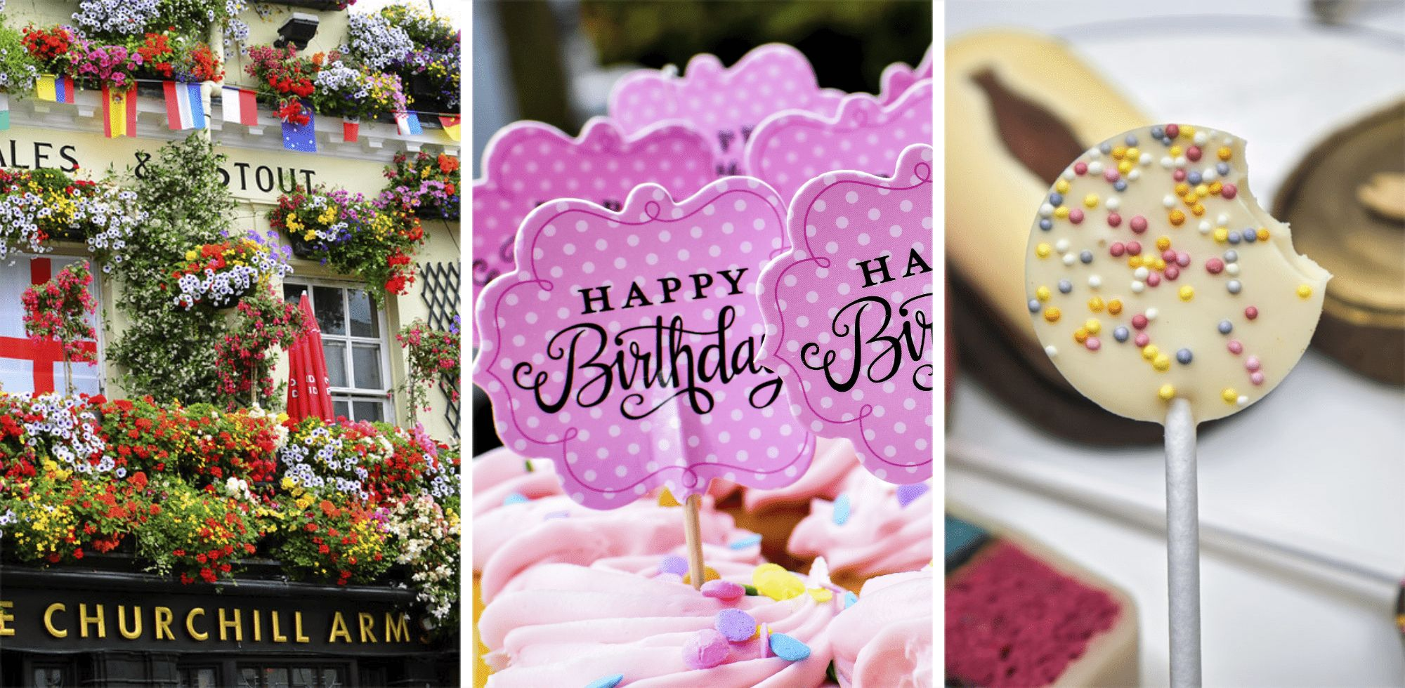 (Exactly) How to Spend Your Birthday in London: 15+ London Birthday Ideas via @girlsgonelondon